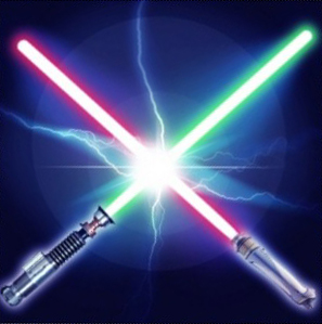 light-sabers Fall2015-YouthEvent